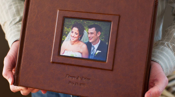 New Parent's Album for Kimya & Brian