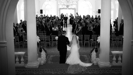 Stacy & Craig's Homestead Wedding Featured in Grace Ormonde Wedding Style