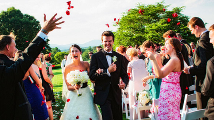 Evan & Ashleigh's Wedding at Charlottesville's Farmington Country Club