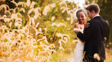 Wambui & Zack's Wedding at Virginia's Boxtree Lodge