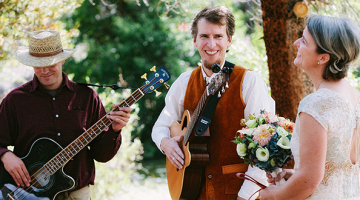 Elizabeth & John's Colorado Wedding in Leadville