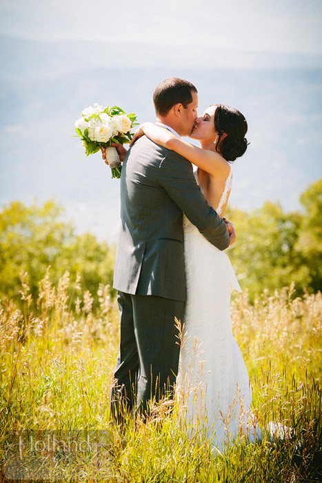First sight for L&R's Steamboat Springs wedding