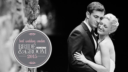 Selected as Best Of by Bride & Groom Magazine