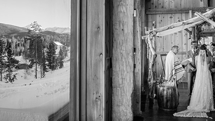 Best of 2014: Black and White Wedding Photography