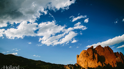 An Afternoon at Garden of the Gods