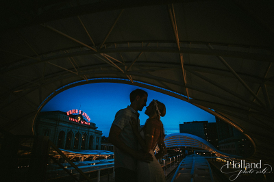 Malia & Bryson's Surprise Wedding at Denver's Wynkoop Brewery