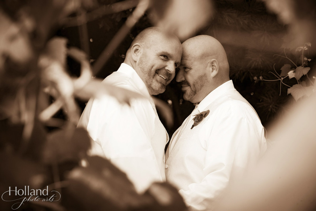 Gay New York wedding by Holland Photo Arts