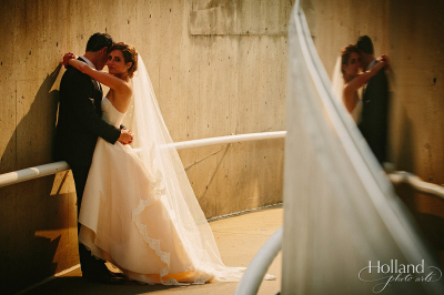 Alex and Zach's Downtown Wedding at Denver's Performing Arts Complex