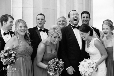 Katie & Crispin's DC Wedding at St. Matthews & Ritz Carlton