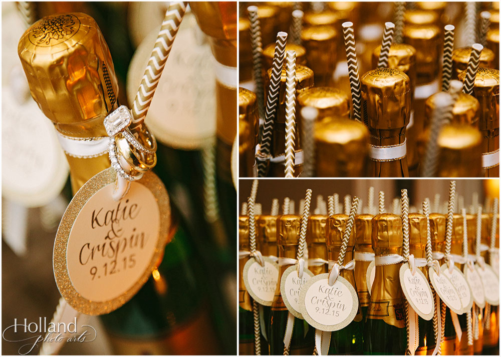 gold_striped_straw-champagne_bottle_favor-dc_wedding-holland_photo_arts