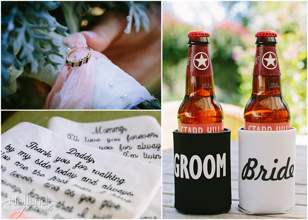 personlized_hankerchief- bride_groom_koozie-charlottesville_wedding-holland_photo_arts